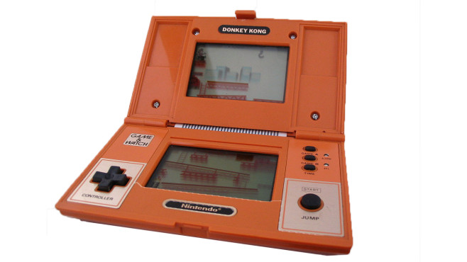 Game & Watch Donkey Kong © Nintendo
