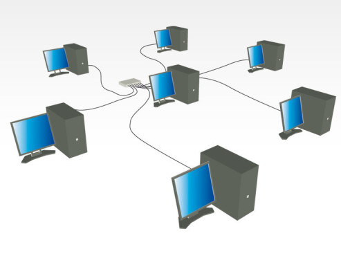 LAN: Local Area Network
