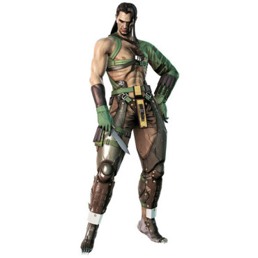 Metal Gear Solid 4 – Guns of the Patriots: Vamp © Konami