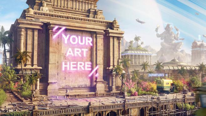 """Beyond Good & Evil 2: Ubisoft hat Großes vor Sie können selbst Teil des kreativen Prozesses von """"Beyond Good & Evil 2"""" werden dank der Partnerschaft mit Hitrecord.©Ubisoft"""