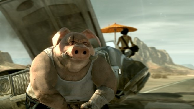 Actionspiel Beyond Good & Evil 2: Jade © Ubisoft