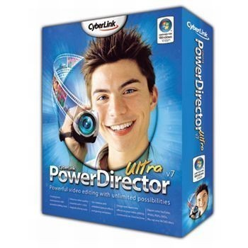 Cyberlink Power Director 7 Deluxe/Ultra