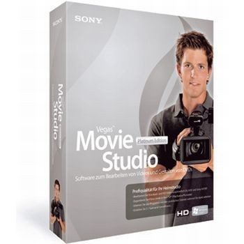 Sony Vegas Movie Studio Platinum Edition