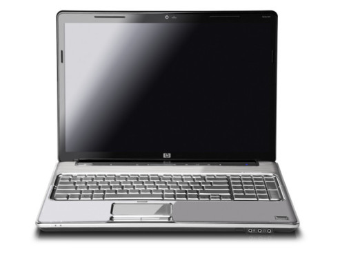 HP Pavilion dv7t Entertainment Notebook PC