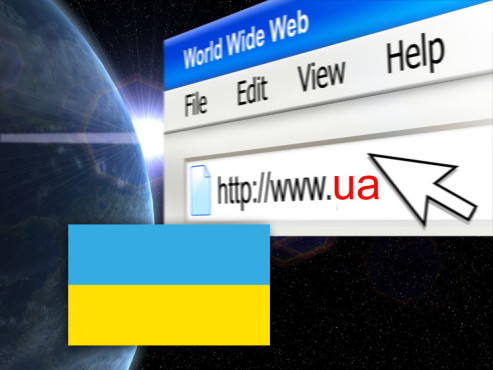Top-Level-Domain: Ukraine © © goce risteski, © MissMedia,© moonrun - Fotolia.com