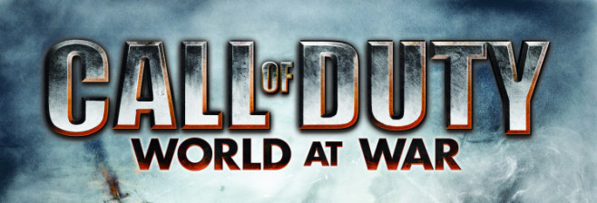 Actionspiel Call of Duty 5: Logo