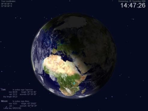 Actual Earth 3D