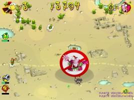 Screenshot 2 - Hühner-Rache Deluxe – Kostenlose Vollversion