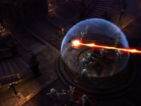 Diablo 3: Kombination © Blizzard