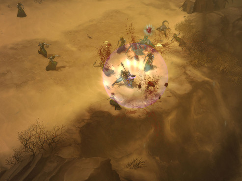 Diablo 3: Sph�re © Blizzard