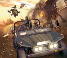Actionspiel – Battlefield – Bad Company: Kampfeinsatz