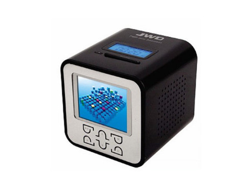 JWD MP3-Player-Radio
