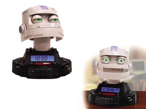 Mr. Clock Radio