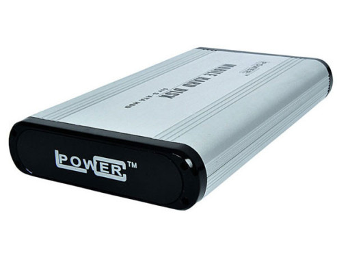 LC-Power EH-LC-Pro-35BSII: Geh�use f�r 3,5-Zoll-Festplatte