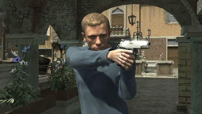 Actionspiel James Bond � Quantum of Solace: Daniel Craig