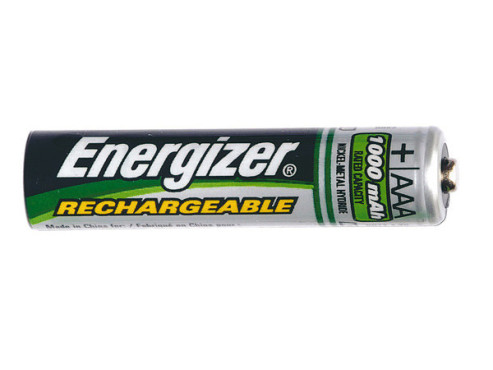 Energizer Rechargeable Advanced 1000 mAh (4er-Pack): Micro-Akku (AAA)