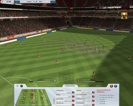 Simulation Fu�ball Manager 09
