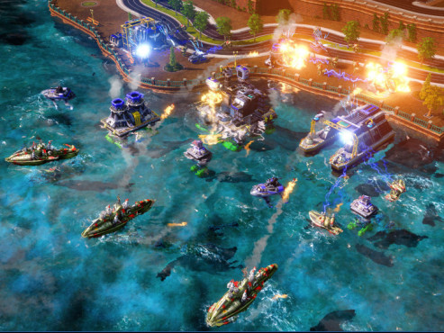 Strategiespiel Command & Conquer – Alarmstufe Rot 3