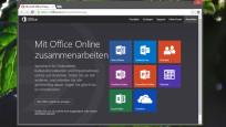 Microsoft Office Online ©COMPUTER BILD