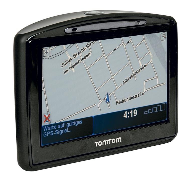 Navigationsgerät TomTom Harman/Kardon Test