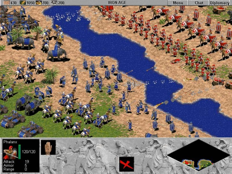 age of empires 1 online spielen
