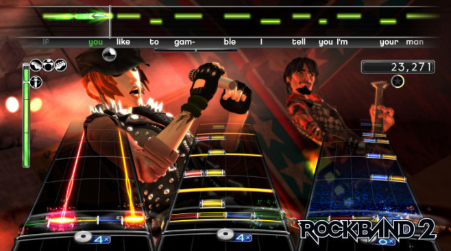 Rock Band 2: Band © Harmonix Music Systems