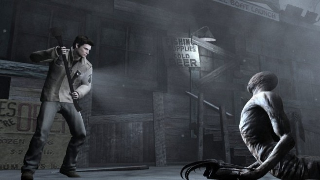 Actionspiel Silent Hill – Homecoming: Anlegestelle