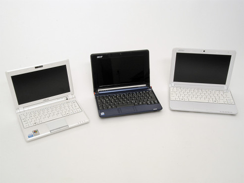 Mini-Notebook MSI Wind U100