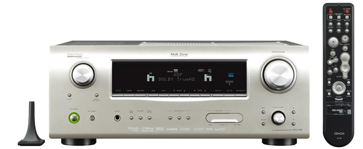 denon avr 2309 arv 1909 avr 1509 avr 1709 av receiver. Black Bedroom Furniture Sets. Home Design Ideas