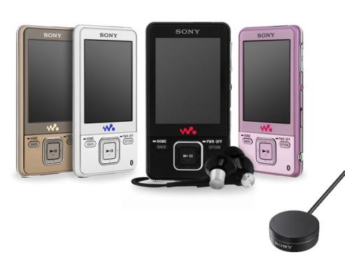 Sony NWZ-A820