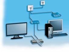 Streaming-Client im Heimnetzwerk