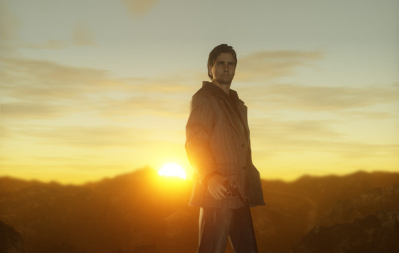 Actionspiel Alan Wake