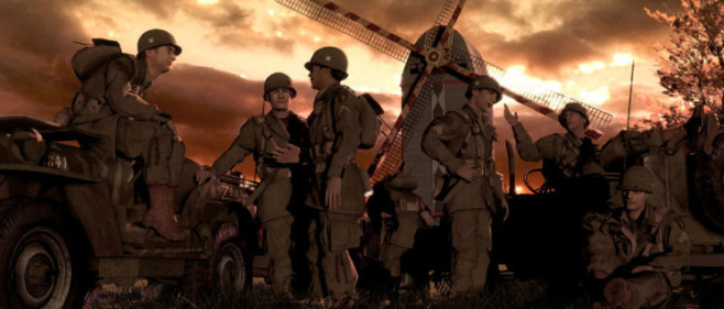Actionspiel Brothers in Arms - Hell's Highway