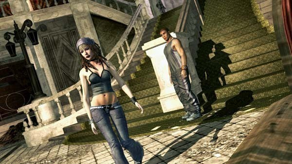 Actionspiel Saints Row 2