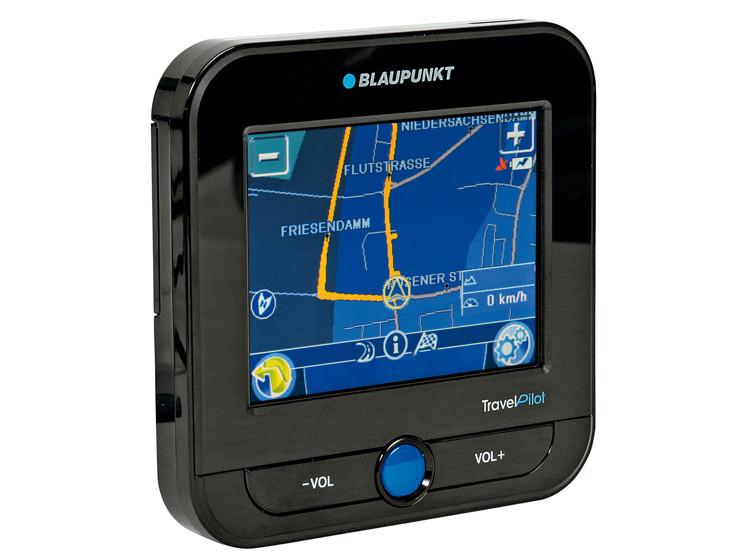 blaupunkt travelpilot 100 navi im test computer bild. Black Bedroom Furniture Sets. Home Design Ideas