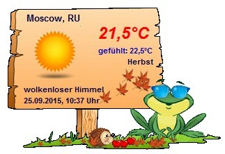 Screenshot 4 - Wetterfroschi