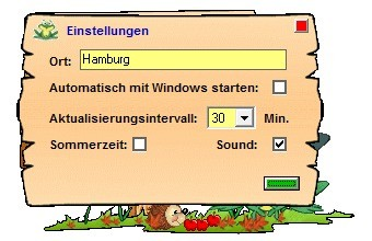 Screenshot 7 - Wetterfroschi