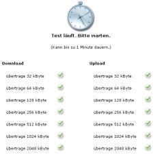 DSL-Speedtest ©COMPUTER BILD