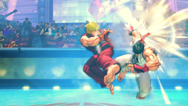 Game Critics Awards: Street Fighter IV