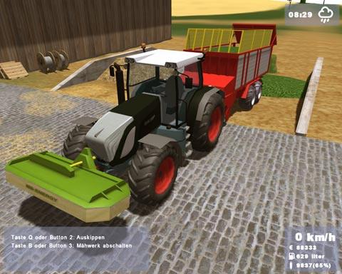 landwirtschafts simulator 2008 add on patch erschienen. Black Bedroom Furniture Sets. Home Design Ideas