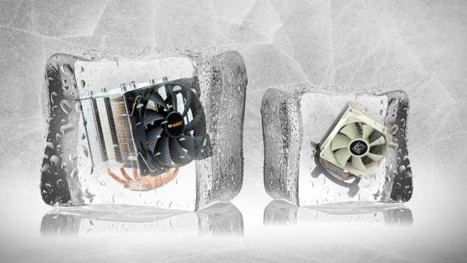 PC kühlen: Tipps und Tricks ©CUKMEN – Fotolia, be quiet!, LC Power
