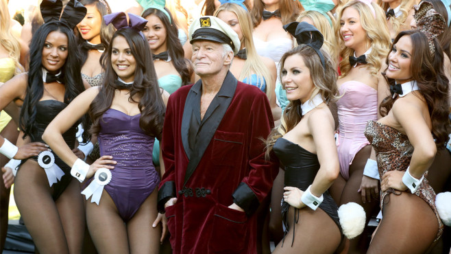 Hugh Hefner © Rachel Murray/gettyimages