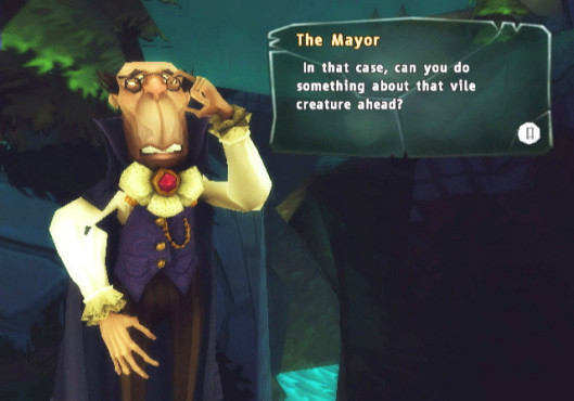 Rollenspiel Monster Lab: Mayor
