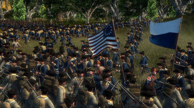 Strategiespiel Empire – Total War: Uniform
