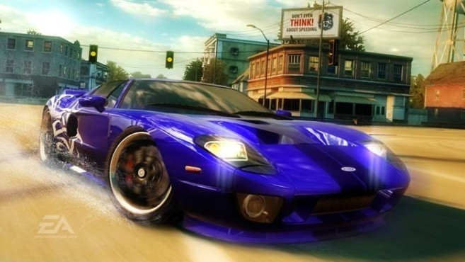 Need for Speed - Undercover: Ford