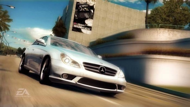 Need for Speed - Undercover: Mercedes