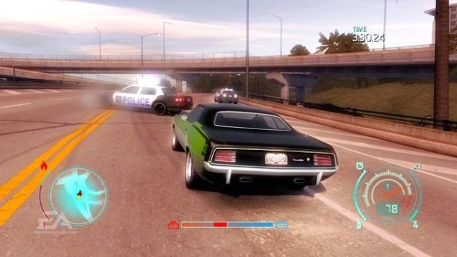 Need for Speed - Undercover: Muscle Car