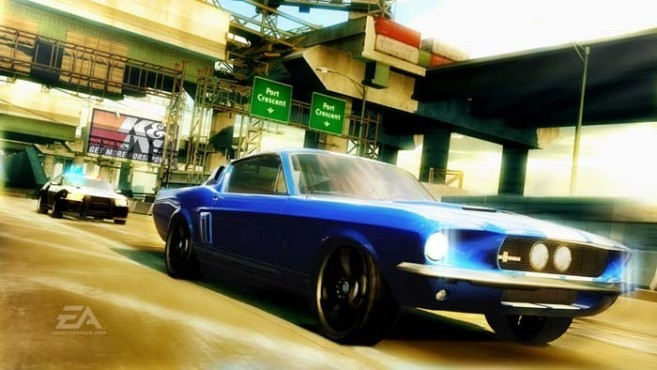 Need for Speed - Undercover: Mustang