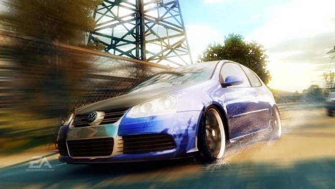 Need for Speed - Undercover: VW