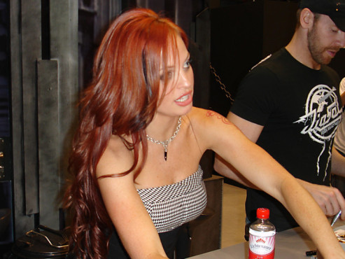 Games Convention 2008: Christy Hemme